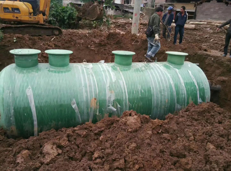 玻璃钢污水处理设备产品图片